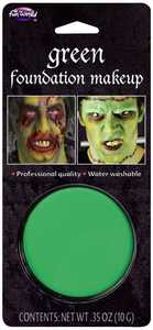 Fun World 5651 Makeup Green 10 Gram Pot