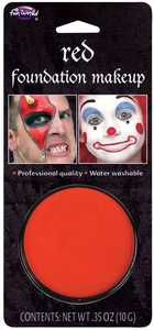 Fun World 5651 Makeup Red 10 Gram Pot