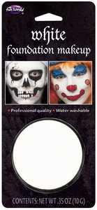 Fun World 5651 Makeup White 10 Gram Pot