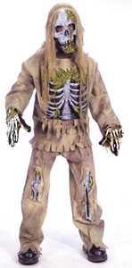Fun World 5919 Skeleton Zombie