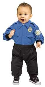 Fun World 113151 Policeman