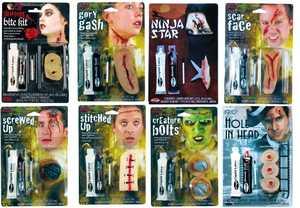 Fun World 9566 Victim FX Kits
