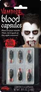 Fun World 9490 Blood Capsules