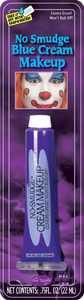 Fun World 9469 No Smudge Cream Makeup Blue