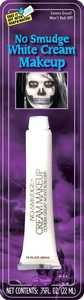 Fun World 9469 No Smudge Cream Makeup White