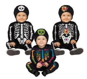 Fun World 115321 Baby Bones Assortment