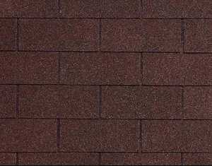 GAF 0201-050 Royal Sovereign Shingles Autumn Brown Per Bundle