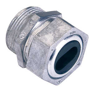 Sigma Electric/Gampak 02-55761 1-Inch Water Tight Connector-3#6