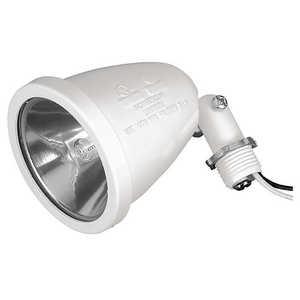 Sigma Electric/Gampak 14335WH White Quartz Halogen Lamp Holder