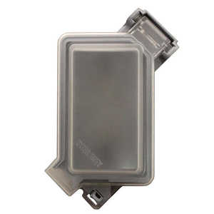 Sigma Electric/Gampak 14415 1-Gang 3-1/8-Inch Deep Plastic Universal While In-Use Cover
