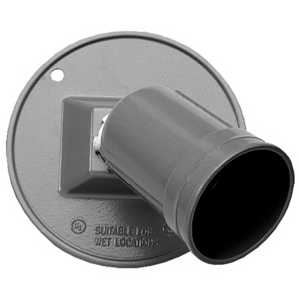 Sigma Electric/Gampak 02-14780 Round Cover And Lamp Holder Kit
