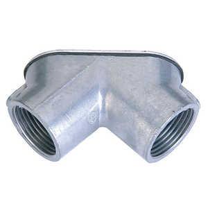 Sigma Electric/Gampak 18412 3/4-Inch Rigid Pull Elbow