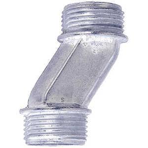 Sigma Electric/Gampak 44020 1/2-Inch Offset Nipple