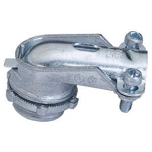 Sigma Electric/Gampak 44804 1/2-Inch 90° Angle Squeeze Connector