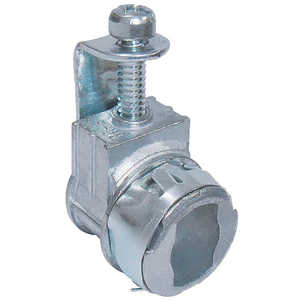 Sigma Electric/Gampak 49504 3/8-Inch Snap Lock Saddle Connector