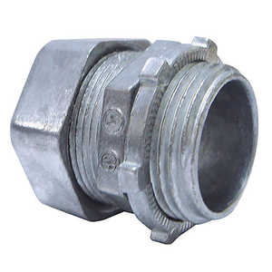 Sigma Electric/Gampak 55250 1/2-Inch Compression Connector