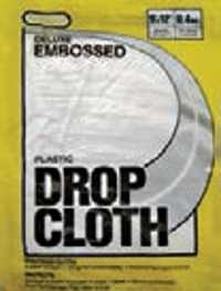 Howard Berger DE91200 Drop Cloth 9x12 Embossed Heavy Weight 2.0