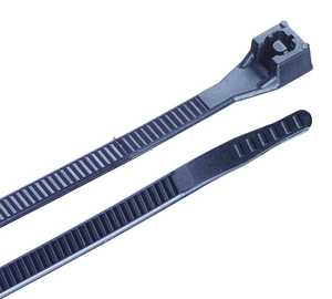 Gardner Bender 10097UVL Cable Tie 4&8 in Awg 200 Piece