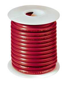 Gardner Bender AMW-324 Red Primary Wire - #14 18 ft
