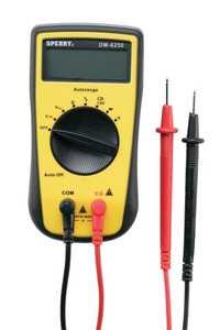 Gardner Bender DM6250 Tester Digital Multimeter 19range