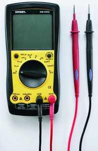 Gardner Bender DM6450 Tester Digital Multimeter 35range