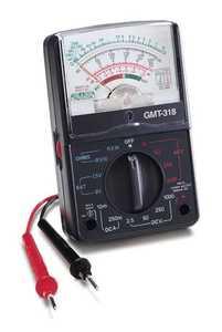 Gardner Bender GMT-318 14 Range Analog Meter