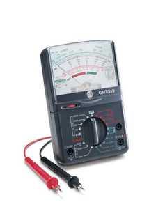 Gardner Bender GMT-319 19 Range Analog Meter
