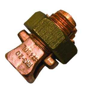 Gardner Bender GSBC-1/0 Cu Split Bolt Connector 1/0 Str-4