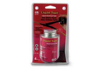 Gardner Bender LTR-400 Liquid Electrical Tape Red