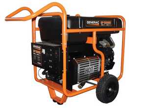 Generac Power Systems 5734 15000-Watt GP Series Portable Generator