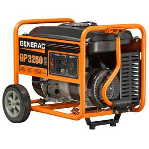 Generac Power Systems 5982 3250w Portable Generator