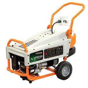 Generac Power Systems LP3250 (6000) 3250-Watt Portable Propane Generator