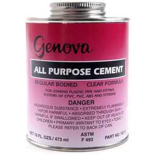 Genova 15015 All Purpose Cement Pint