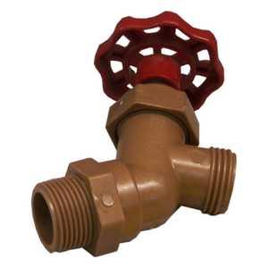 Genova 52034 Cpvc Angle Boiler Drain Mip 3/4