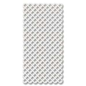 Genova LW100 Vinyl Lattice Panel 4x8 White