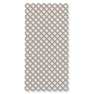 Genova LG100 Vinyl Lattice Panel 4x8 Treated Green