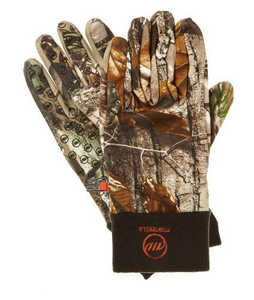 Manzella Products H145M Medium/Large Realtree Xtra Ranger Touch Tip Hunting Gloves