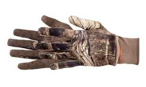 Manzella Products H164M Medium/Large Realtree Xtra Snake Touch Tip Gloves