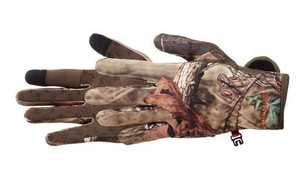 Manzella Products H145W-RX1 Ladies' Medium/Large Mossy Oak Break-Up Infinity Ranger Touch Tip Hunting Gloves