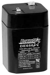 American Hunter DE-30053 6v Rechargeable Lantern Battery