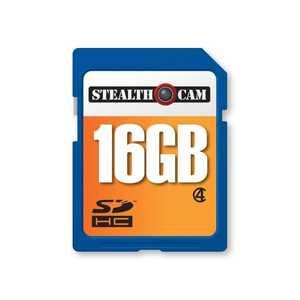 Stealth Cam STC-16GB Stealth Cam 16b Sd Card
