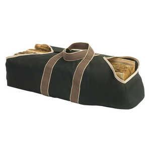 GHP Group 610 Canvas Firewood Bag