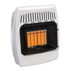 GHP Group IR12NMDG-1 Dyna Glo 12k Btu Infrared Manual Control Natural Gas Heater