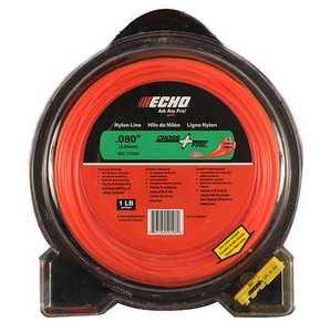 Echo 102212131 Cross Fire Trimmer Line .080-Inch