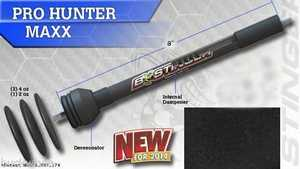 Bee Stinger PHM08MB Prohntr Maxx Stablizer 8 In Blk