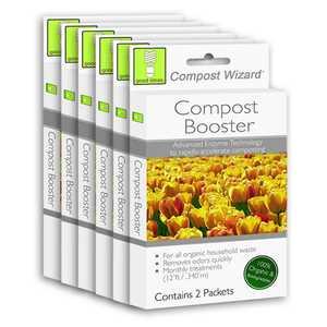 Good Ideas Inc. ECA1LB Compost Wizard Compost Booster 6pk
