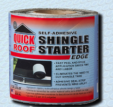 Co-Fair ST7333 Self Adhesive Shingle Edge Strip
