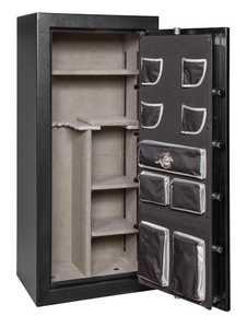 Winchester/Granite Security R-6028-19-7-M Ranger 19 Safe 60min Black Combo
