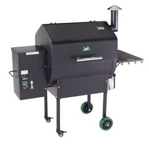 Green Mountain Grills GMG-1001WF Daniel Boone Pellet Grill With Wifi