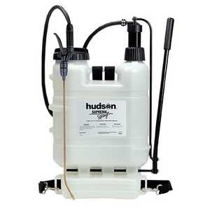 H D Hudson 63184 Suprema Back-Pak Sprayer 4 Gal